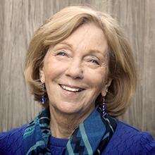 Carol Walsh - author photo